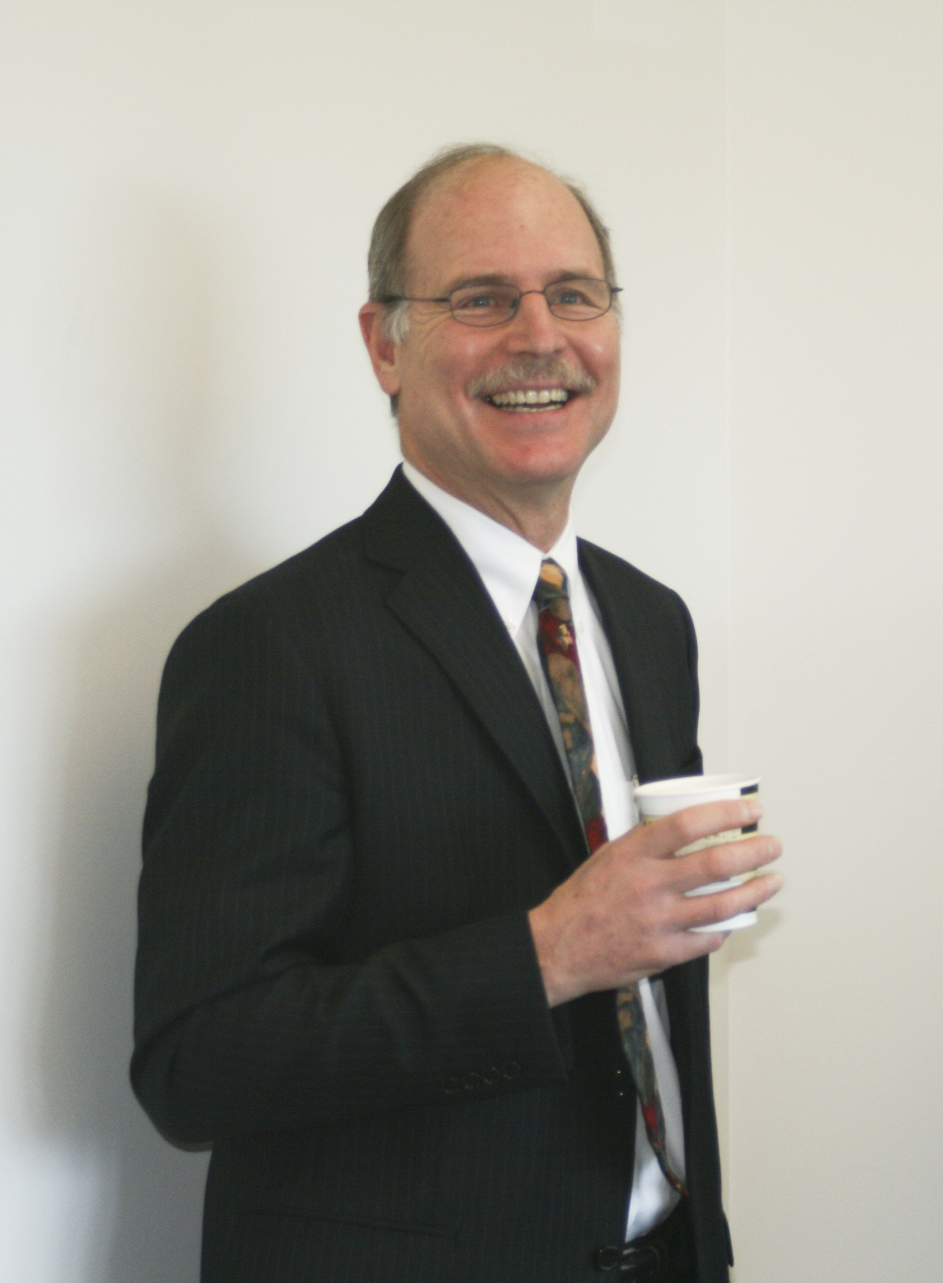 Tom Peterson, Provost and Executive Vice Chancellor